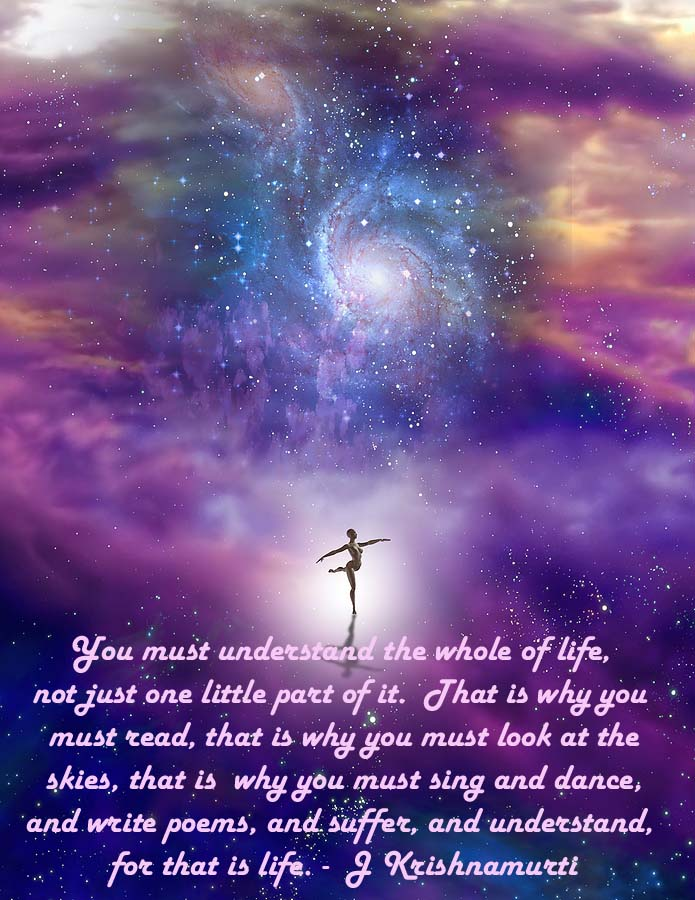 Internal Conflict Quotes >> Sweeter Dance with Life | Love is The Answer